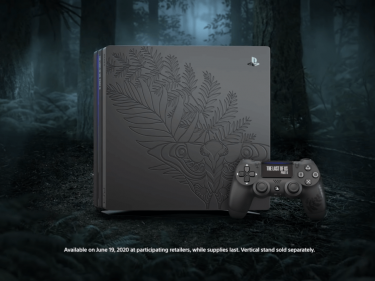 Sony's Pandemic Edition PS4 Pro Offers The Last of Us II and IPA Beer