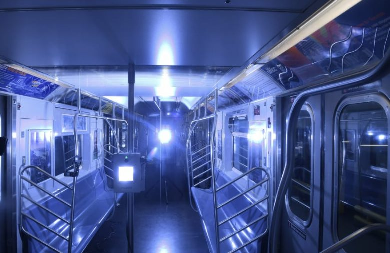 MTA spends $1 million to test disinfecting NYC subways with UV light
