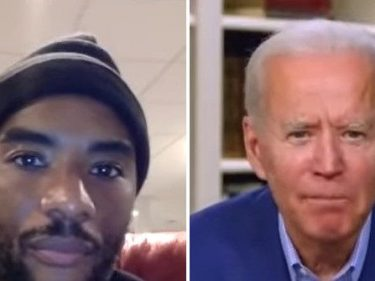 Joe Biden: 'You Ain't Black' if You Don't Back Me over Trump