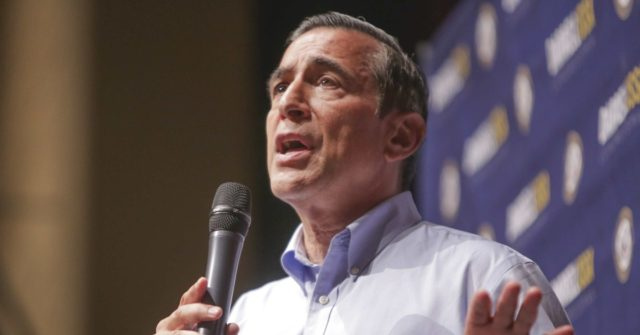 Darrell Issa, Judicial Watch Sue Gavin Newsom over Vote by Mail