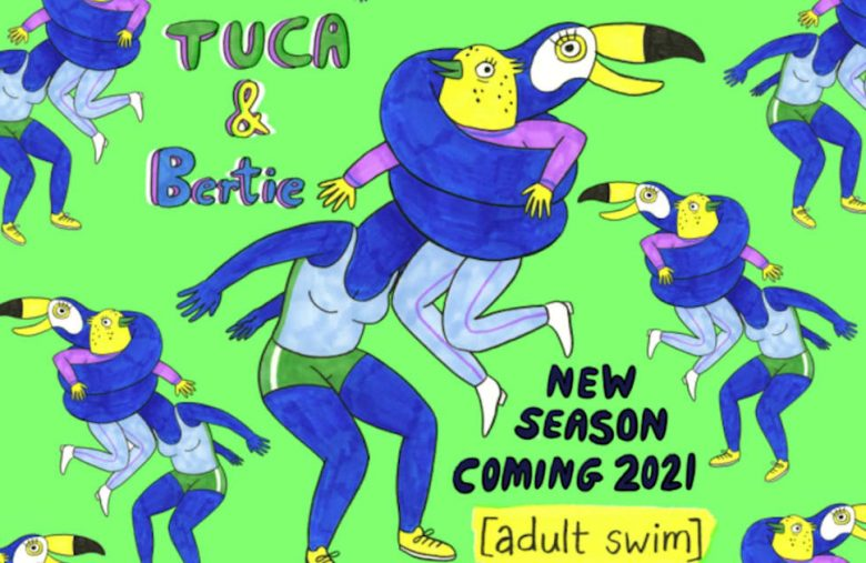 Adult Swim is bringing back Netflix's 'Tuca & Bertie' in 2021