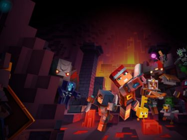Minecraft Dungeons has charm and potential, but needs lot more time in the furnace