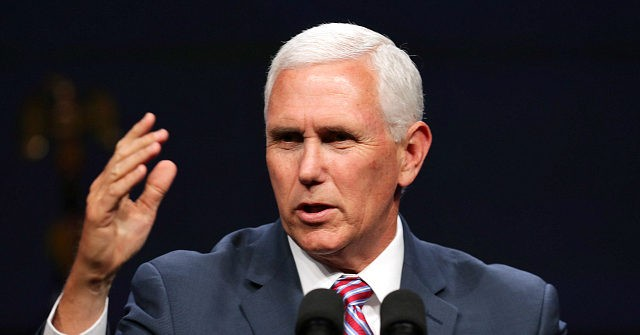 Mike Pence in Georgia: Brian Kemp 'Has Proven' Critics 'Wrong'