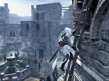 Blame This Kid for the Irritating Grind of Assassin's Creed Side Missions