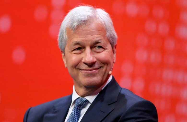 Jamie Dimon 'Fights' Inequality as JPMorgan Begs for the QE That Caused It