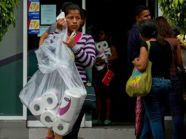 'No One Survives This Country Sane': A Day in the Life in Venezuela