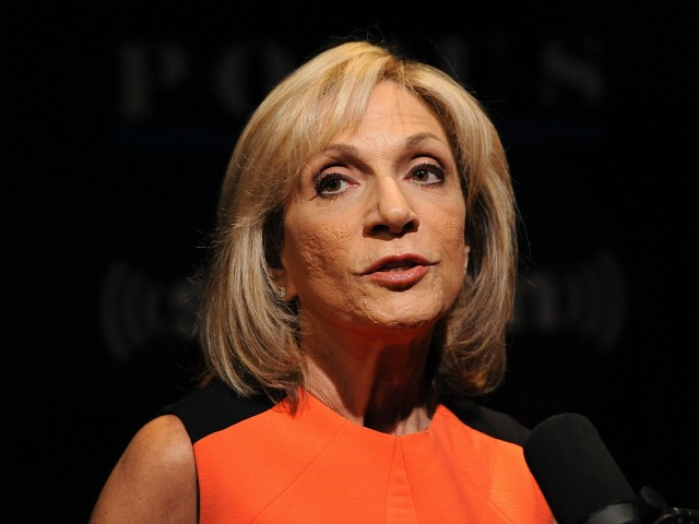 Nolte: Andrea Mitchell Accuses Trump of 'Endangering Troops' for Not Wearing Mask