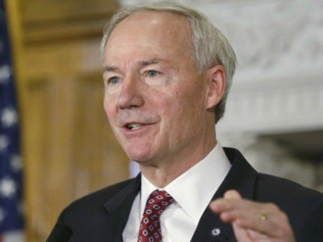 AR Gov. Hutchinson: 'Projections and Modeling' Have 'Lost a Lot of Credibility'