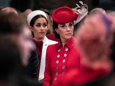 Stop Blaming Kate Middleton's Problems on Meghan Markle
