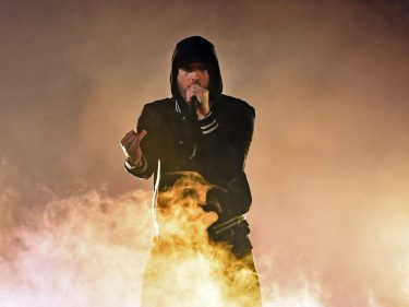 The Only Thing Eminem's Cell Phone Stunt Did Was Empower Dangerous Stans