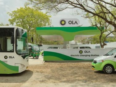 Ola Electric acquires Etergo, to launch own line of electric two wheelers this year