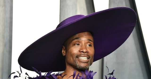 Actor Billy Porter Pushes Vote-by-Mail After Promoting Joe Biden Fundraiser
