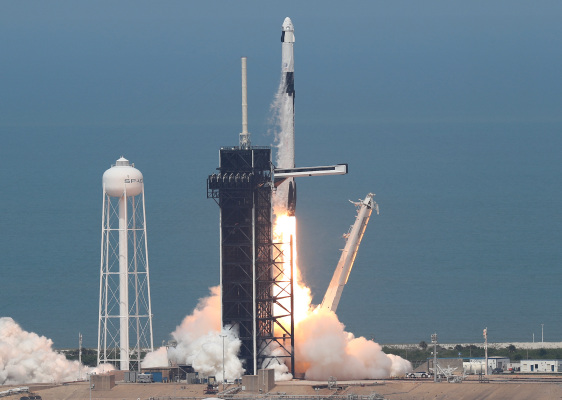 SpaceX's astronaut launch marks the dawn of the commercial human spaceflight industry