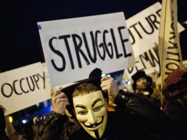 Pollak: The Riots Began With Obama's Embrace of Occupy Wall Street