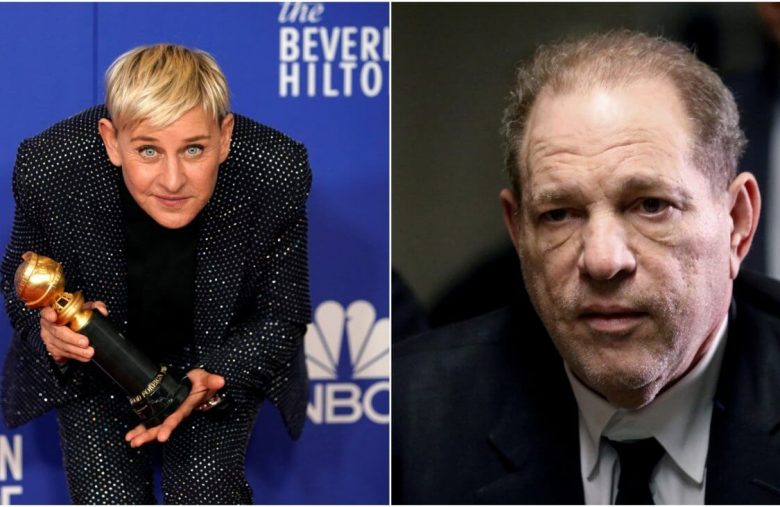 Ellen DeGeneres and Harvey Weinstein Have More in Common Than You Think