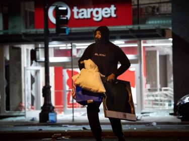 Target's Stock Poised to Continue Rally Despite Rioting & Looting Across U.S.