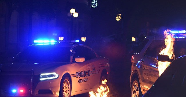 St. Louis Police: 4 Officers Shot During Overnight Riots
