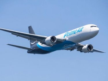 Amazon Air adds 12 new aircraft to its cargo fleet, expands its ground operations