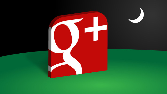 And that's really it for Google+
