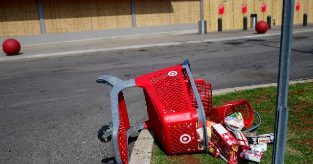 Police: Man Plowed SUV into Louisiana Target, Planted Fake Explosives
