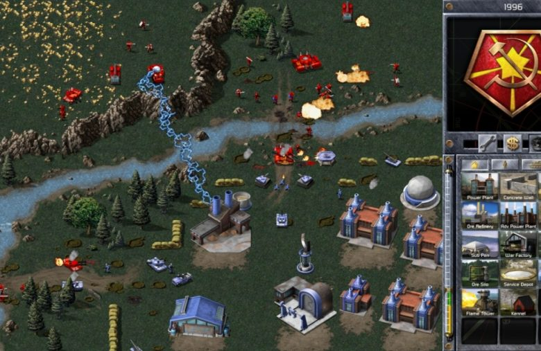 'Command & Conquer Remastered' updates 90s RTS action for 4K monitors