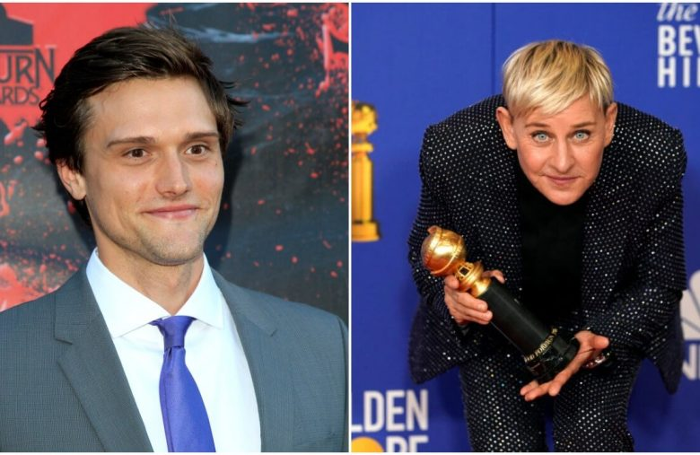 Hartley Sawyer Fired For Racist Tweets – You're Next, Ellen Degeneres