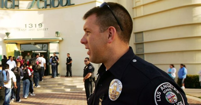 L.A. Teachers' Union Calls for Elimination of School Police Force
