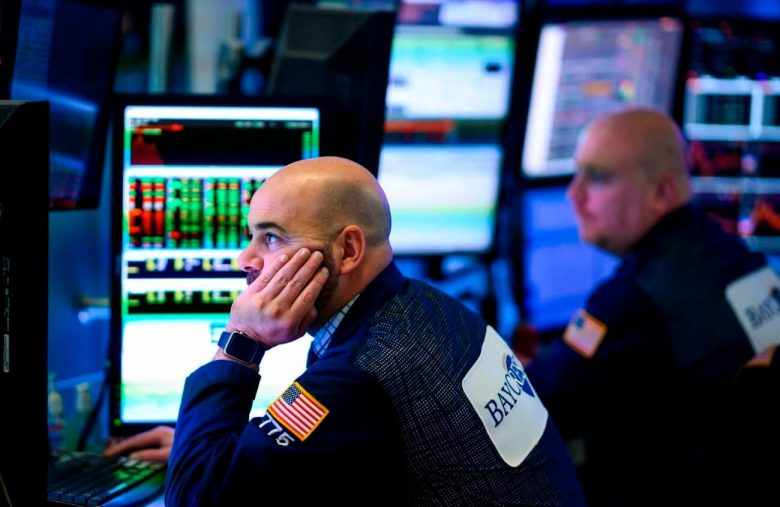 Dow Tumbles with Boeing But Apple Vaults Nasdaq to Record High