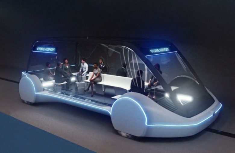 Two Las Vegas casinos want to join the Boring Company's tube system