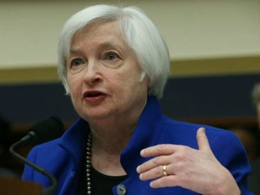 Former Fed Chair Janet Yellen Backs Effort to Fire Economist Who Opposed 'Defund the Police'