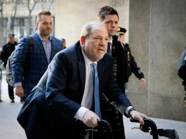 Harvey Weinstein's Shocking Deformity is Real – And I'm Giving Him No Sympathy