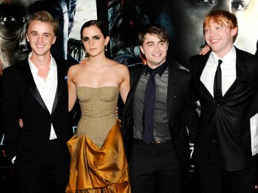 You Won't Believe Which Harry Potter Star Is Secretly a Housing Market Mogul