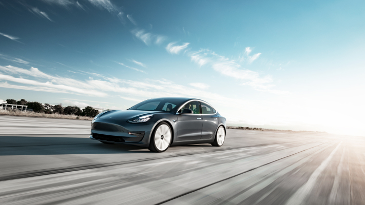 Tesla's U.S.-made Model 3 vehicles now come equipped with wireless charging, USB-C ports