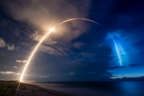SpaceX launches 58 more Starlink satellites and 3 Planet Skysats for first rideshare launch