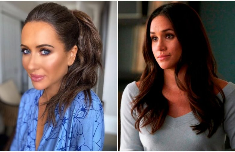 When The Going Gets Tough, Meghan Markle Gets Going