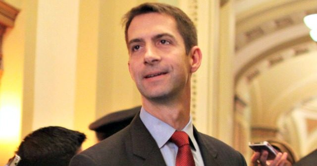 Cotton: You Have Left-Wing Thought Police in the NY Times Newsroom, Twitter, Throughout Journalism