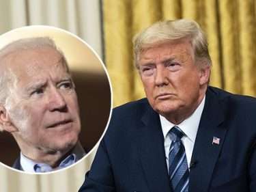 Poll: Joe Biden Builds 13-Point Advantage over President Trump