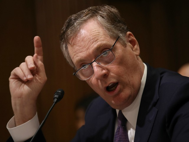 Lighthizer: Bolton's China Election Help Claim 'Absolutely Untrue' and 'Completely Crazy'