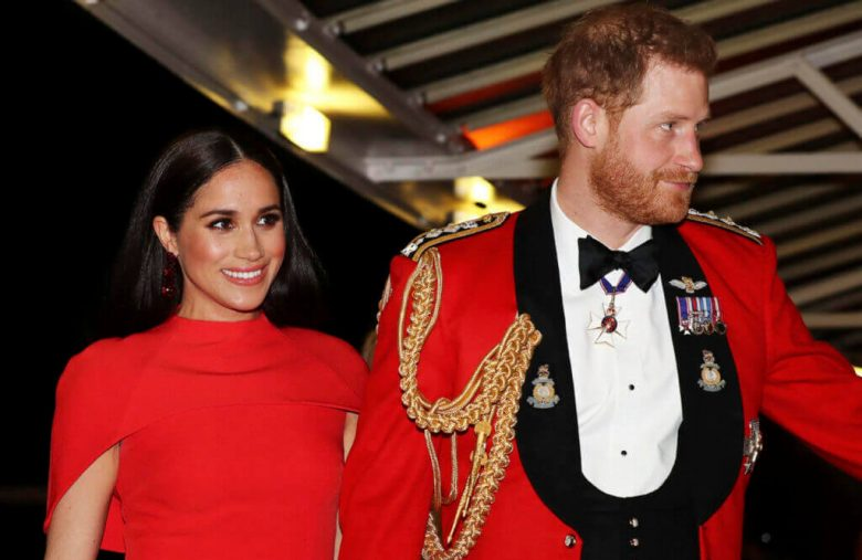 Meghan Markle & Harry's Trademark Application Rejected for This Hilarious Reason