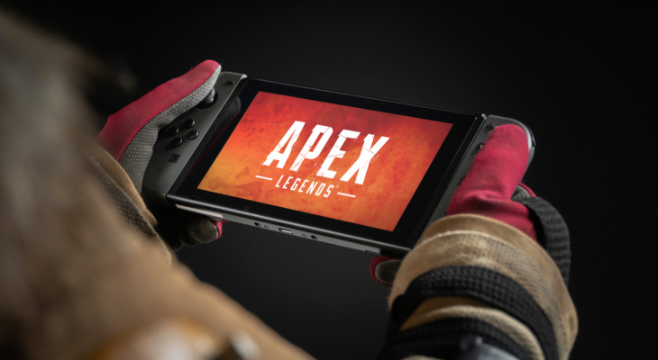 Apex Legends is heading to the Nintendo Switch, with PS4/Xbox/PC crossplay coming this fall