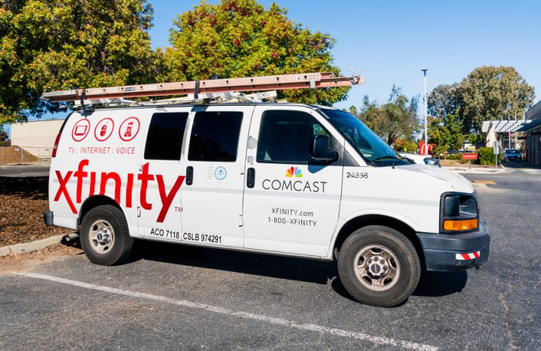 Comcast's public WiFi hotspots will remain free for the rest of 2020