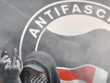 UN Shares Antifa Flag, Tells U.S. It Has Right to 'Peaceful Assembly'