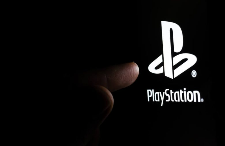 PS5 in the Wild Spotted with a Human – and It's Huge