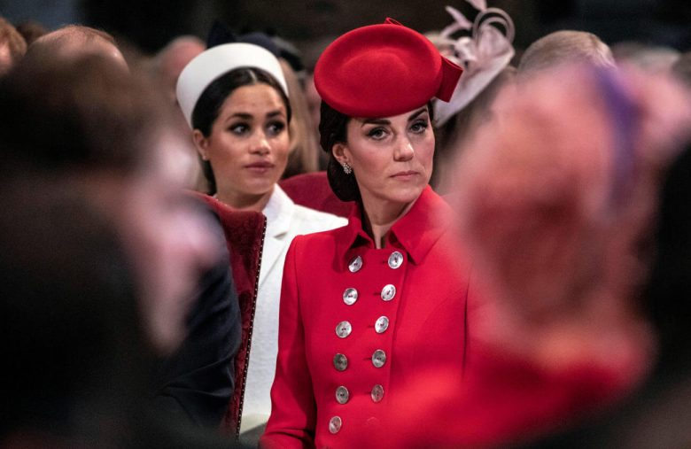 Kate Middleton Faces the Spotlight Just as Much as Meghan Markle. She's Just Better At It