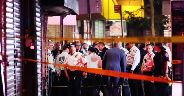Report: NYC Shootings Surge 358% over Same Time Last Year
