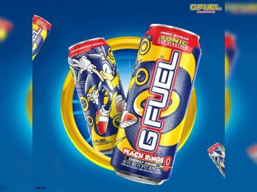 This Sonic the Hedgehog Energy Drink Exists – And It Sounds Utterly Disgusting