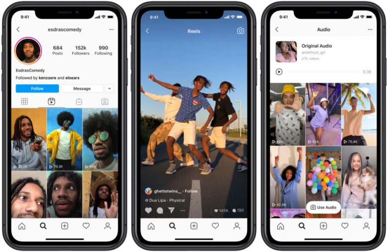 Instagram is making its TikTok-like 'Reels' easier to find