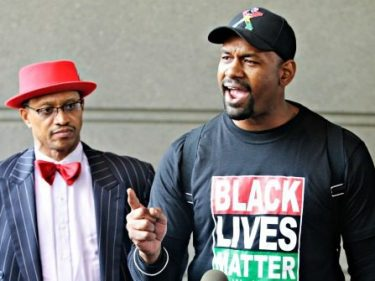 BLM Leader: If U.S. Doesn't Give Us What We Want, We Will Burn It Down