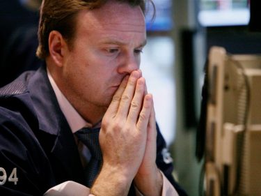 Wealthy Investors Brace For 6 Weeks of Stock Market Turmoil