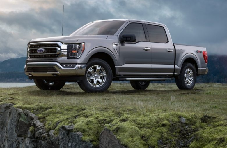 Ford's new F-150 is its first with a hybrid V6 engine